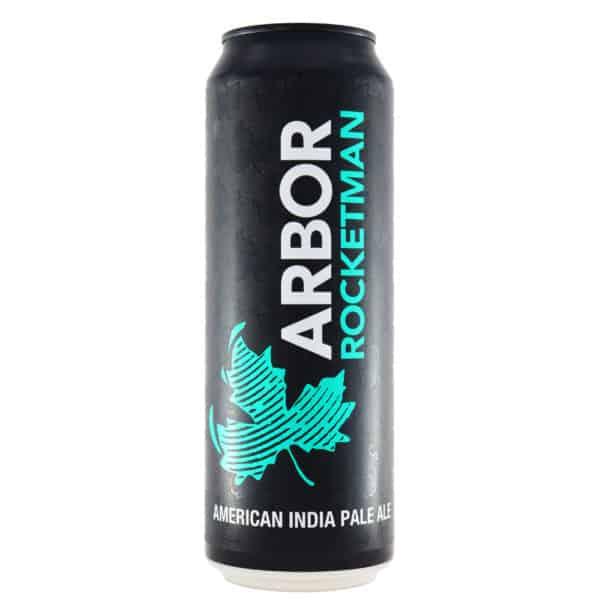 Arbor - Rocket Man. Cerveza vendida por la tienda online de El Retrogusto es mío. Sarriguren