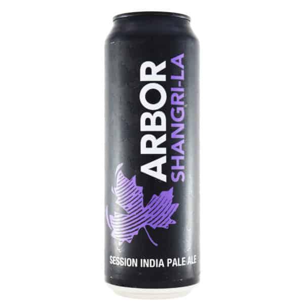 Arbor - Shangri-la. Cerveza vendida por la tienda online de El Retrogusto es mío. Sarriguren