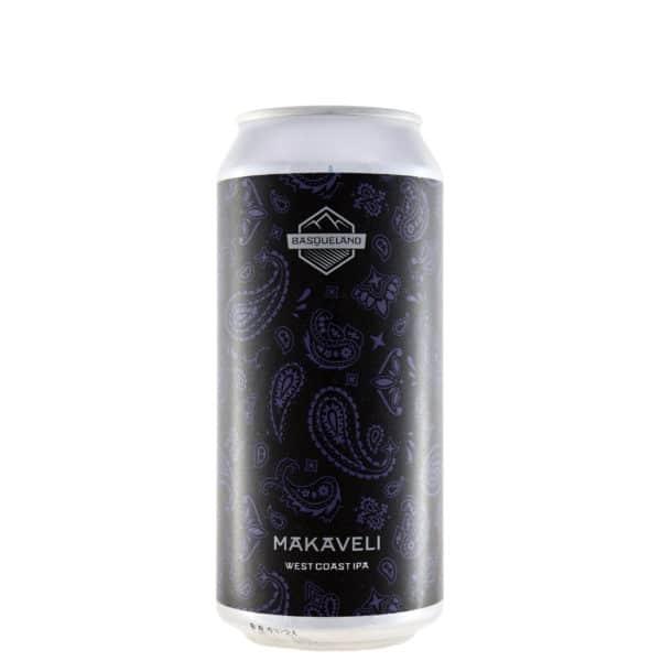 Basqueland - Makaveli. Cerveza vendida por la tienda online de El Retrogusto es mío. Sarriguren