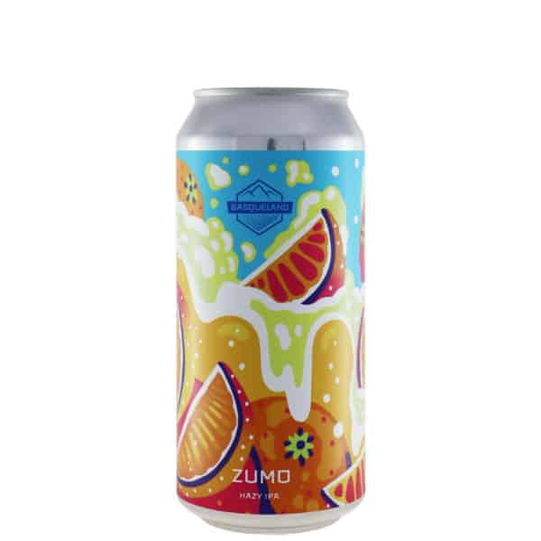 Basqueland - Zumo. Cerveza vendida por la tienda online de El Retrogusto es mío. Sarriguren