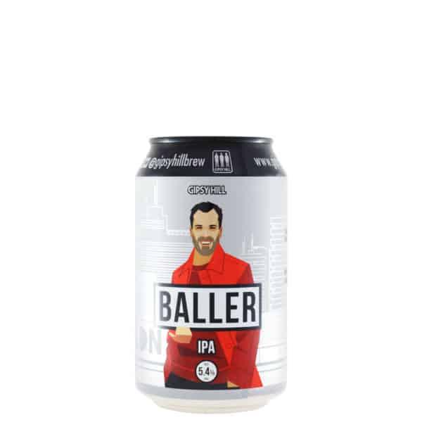 Gypsy Hill - Baller. Cerveza vendida por la tienda online de El Retrogusto es mío. Sarriguren
