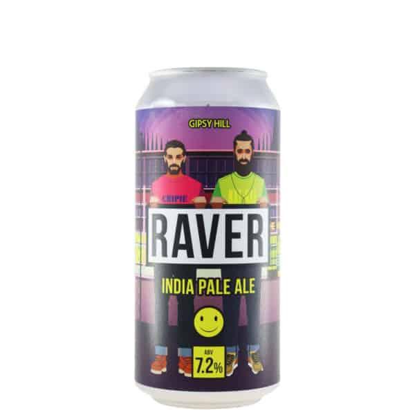 Gypsy Hill - Raver. Cerveza vendida por la tienda online de El Retrogusto es mío. Sarriguren