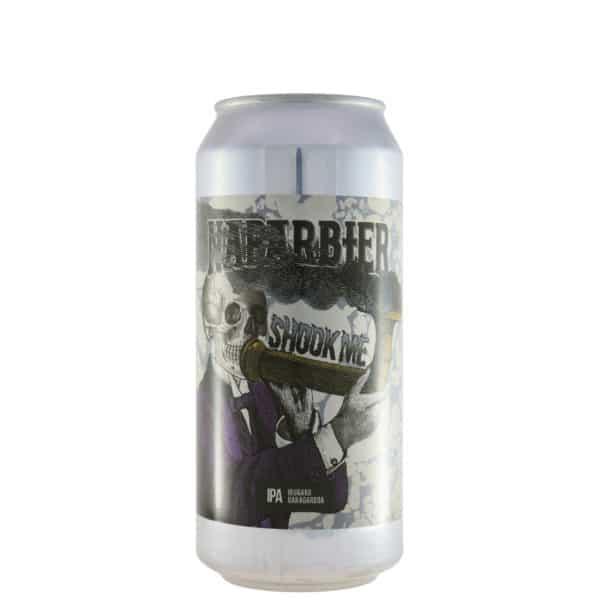 Naparbier - Shook me. Cerveza vendida por la tienda online de El Retrogusto es mío. Sarriguren