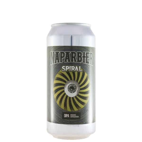 Naparbier - Spiral. Cerveza vendida por la tienda online de El Retrogusto es mío. Sarriguren
