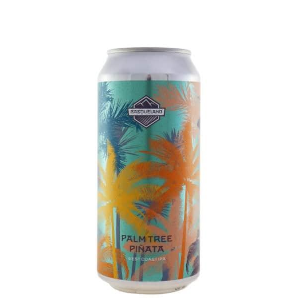 Basqueland - Palm Tree Piñata. Cerveza vendida por la tienda online de El Retrogusto es mío. Sarriguren