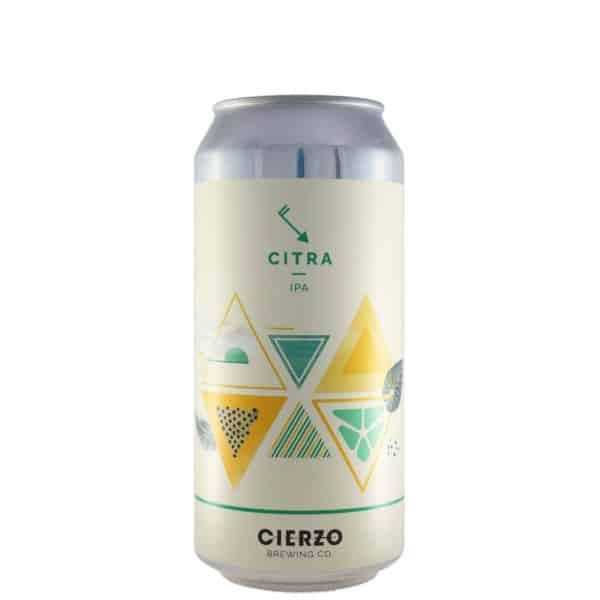 Cierzo - Citra. Cerveza vendida por la tienda online de El Retrogusto es mío. Sarriguren