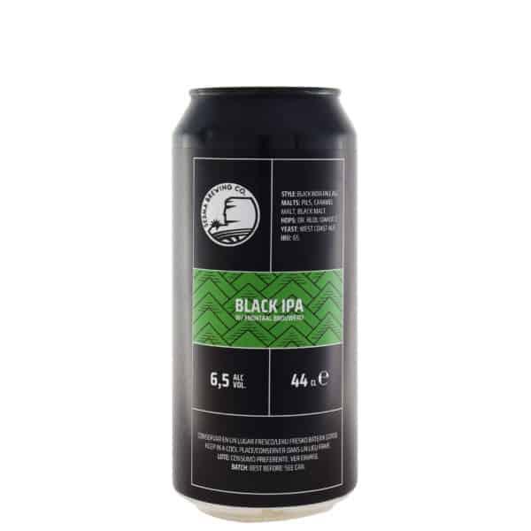 Sesma + Frontaal - Black IPA. Cerveza vendida por la tienda online de El Retrogusto es mío. Sarriguren